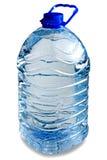 Botella de cinco litros Imágenes de archivo libres de regalías