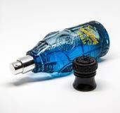 Botella de fragancia fotografía de archivo