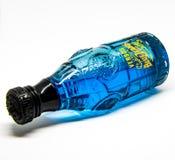 Botella de fragancia fotografía de archivo libre de regalías