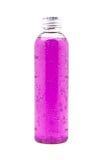 Botella de grasa natural de la piel Fotografía de archivo