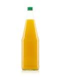 Botella de jugo Fotografía de archivo libre de regalías