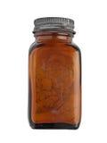Botella de la especia del vintage Imagenes de archivo