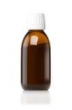 Botella de la medicina Imagenes de archivo