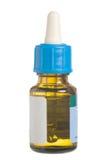Botella de la medicina foto de archivo libre de regalías