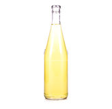 Botella de limonada fresca Imagenes de archivo