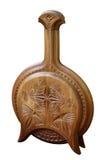 Botella de madera Fotos de archivo libres de regalías