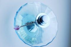 Botella de perfume Imagen de archivo libre de regalías