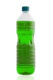 Botella de petróleo Imagen de archivo libre de regalías