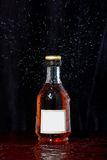Botella de vino Imagenes de archivo