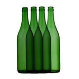 Botella de vino Foto de archivo