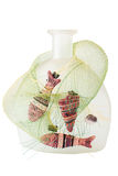 Botella decorativa Fotos de archivo libres de regalías
