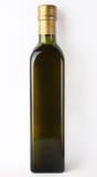 Botella del aceite de oliva Foto de archivo libre de regalías