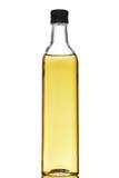 Botella del aceite de oliva fotos de archivo libres de regalías