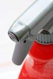 Botella del aerosol Foto de archivo