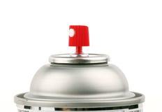Botella del aerosol Imagenes de archivo