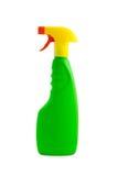 Botella del aerosol Imagen de archivo libre de regalías