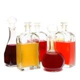 Botella del alcohol imagen de archivo libre de regalías