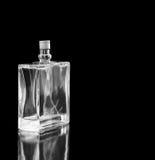 Botella del cologne del hombre Foto de archivo