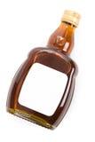 Botella del licor duro Foto de archivo libre de regalías