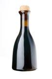 Botella del vinagre foto de archivo libre de regalías
