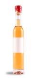 Botella del vino de mesa Imagen de archivo