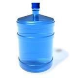 Botella grande de agua Fotografía de archivo