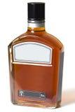 Botella llena Foto de archivo libre de regalías