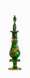 Botella oriental del parfume imagenes de archivo