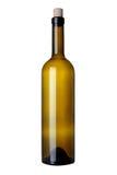 Botella para el vino Fotos de archivo libres de regalías
