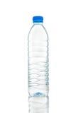 Botella plástica Imágenes de archivo libres de regalías