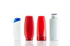 Botella plástica Fotografía de archivo libre de regalías