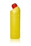 Botella plástica Imagenes de archivo
