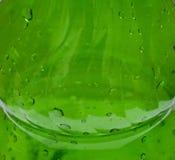 Botella plástica Imagen de archivo