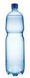 Botella plástica de agua Foto de archivo libre de regalías