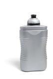 Botella plástica de la bebida Foto de archivo