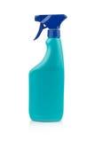 Botella plástica del aerosol Imagenes de archivo