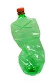 Botella plástica Fotografía de archivo
