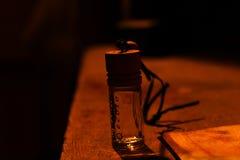 Botella simple Imagenes de archivo