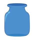 Botella vacía Imagen de archivo libre de regalías