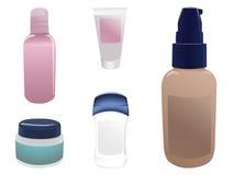 Botellas cosméticas