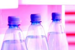 Botellas de agua 1 foto de archivo