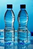 Botellas de agua Foto de archivo