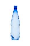Botellas de agua aisladas Fotografía de archivo