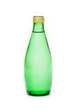 Botellas de agua aisladas Foto de archivo libre de regalías