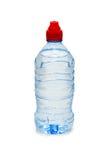 Botellas de agua aisladas Fotos de archivo libres de regalías