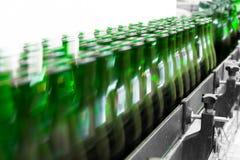 Botellas de la bebida Foto de archivo libre de regalías