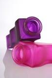 Botellas de la fragancia Foto de archivo