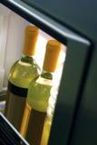 Botellas de ll del vino Fotografía de archivo libre de regalías
