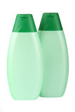 Botellas de los cosméticos Fotografía de archivo libre de regalías