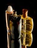Botellas de perfume Fotografía de archivo